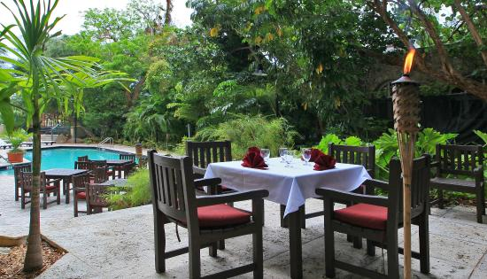 The Mutiny Hotel : Outdoor Dining