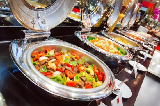 Ibis Surabaya City Center Hotel Main Buffet
