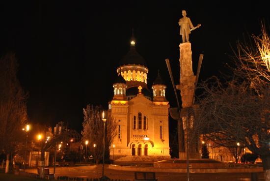 Avram Iancu Monument