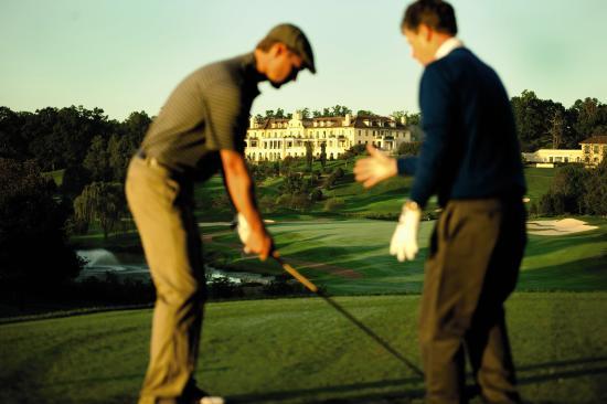 Keswick Hall: Golf