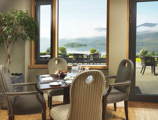 The Europe Hotel & Resort: Brasserie