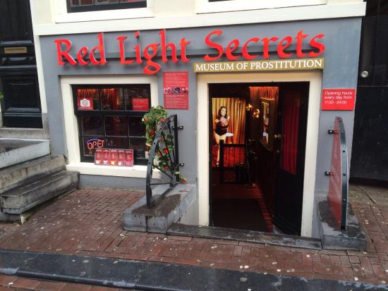 A Must The Museum Of Prostitution Found In Red Light District