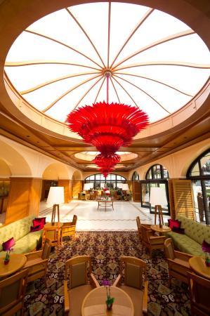 Divan Istanbul: Lobby