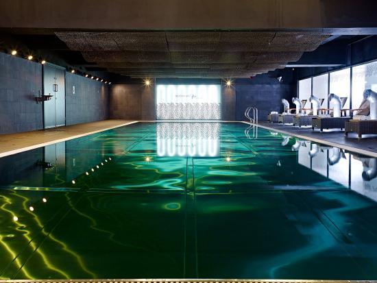 Pool Picture Of The Scotsman Hotel Edinburgh Tripadvisor