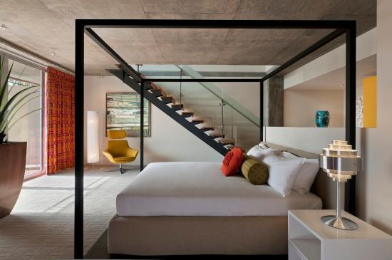 Hotel Valley Ho : Loft Suite Bedroom
