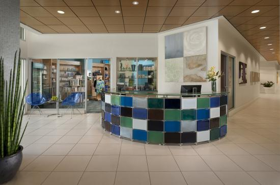 Hotel Valley Ho : Spa Lobby