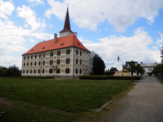 Zlin, República Checa: Zámek Chropyně