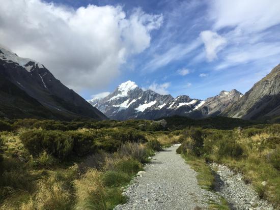 Aoraki Mount Cook National Park (Te Wahipounamu), Yeni Zelanda: photo1.jpg