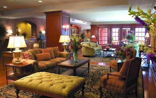 Inn at Henderson's Wharf: Lobby