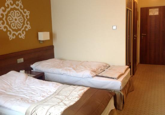 Adria Hotel: Superior Single Room