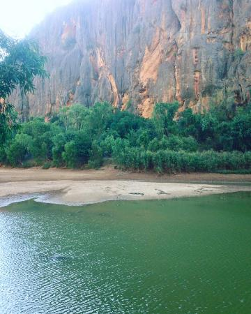 Windjana Gorge National Park ภาพถ่าย