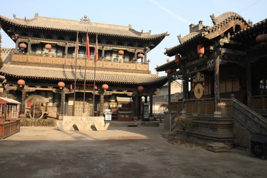 "Museum of Chinese ""Xietongqing""Ancient Bank"