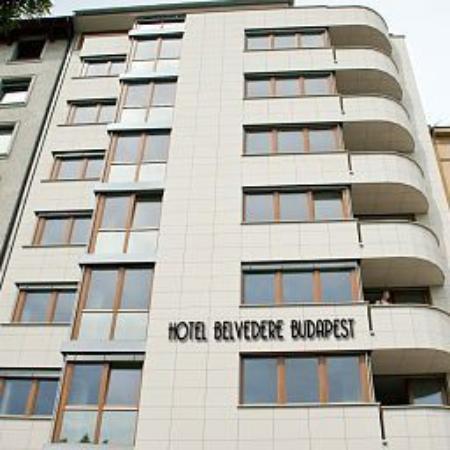 Belvedere Hotel: Отель в Будапеште