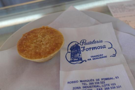 Estremoz, Portugal: queijada