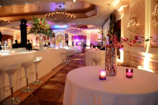 Garden City, NY: Transformed Grand Ballroom
