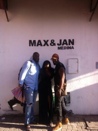 Max & Jan: Happy guest