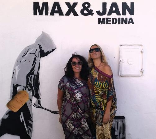Max & Jan: funny moments