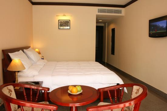 Sriperumbudur, Hindistan: King Bed