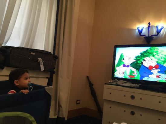 Aleph Hotel Rome Photo