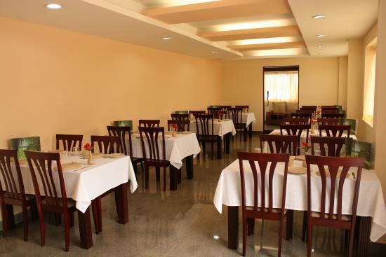 Sriperumbudur, Ινδία: Restaurant