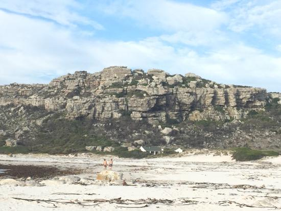 Cape Peninsula National Park, Zuid-Afrika: SANParks Olifantsbos Guest House