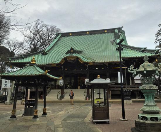 Horinouchi Myohoji Temple