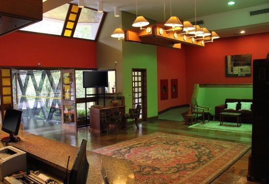 Hotel Continental Canela: Recepção
