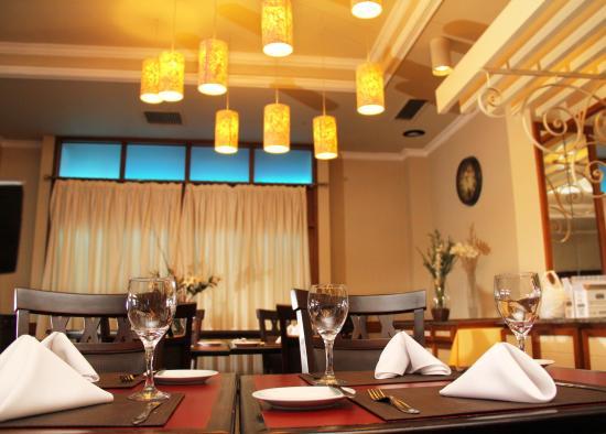 Hotel Continental Canela: Mirabelle à la carte