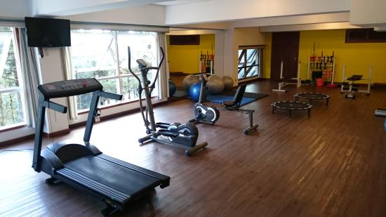 Hotel Continental Canela: Fitness Center