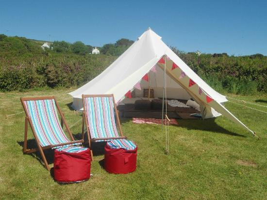 Tremorvu Campsite & Lettings