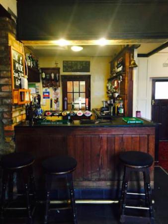 Tredegar, UK: Lounge/Bar