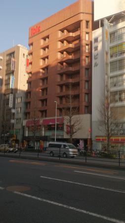 ibis Tokyo Shinjuku : 外観