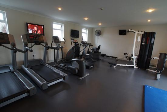 Mullion, UK: Gym