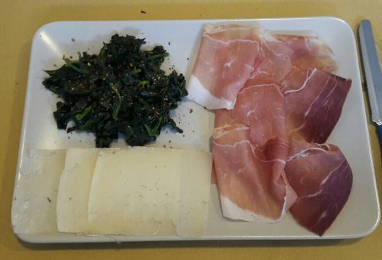 Montecarotto, Italia: Happy Pizza