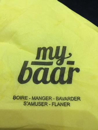 My Baar