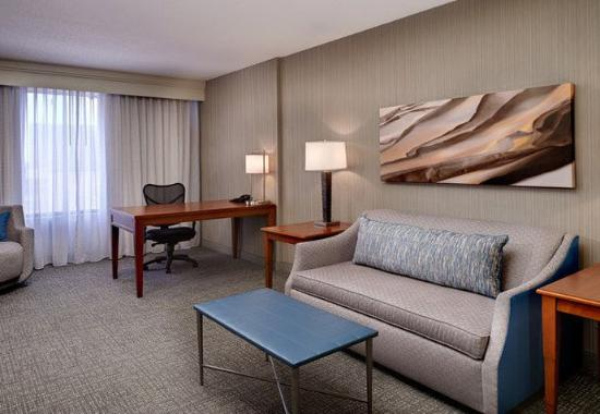 Photo of Courtyard By Marriott Detroit Downtown