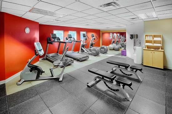 South Burlington, VT: Fitness Center