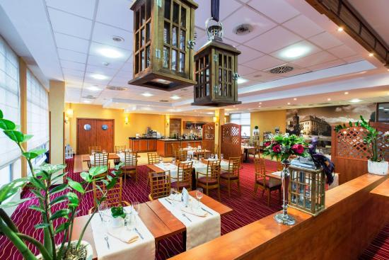Glogow, Polonia: Restaurant
