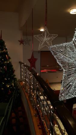 Britannia Bolton Hotel: Christmas in the Restaurant
