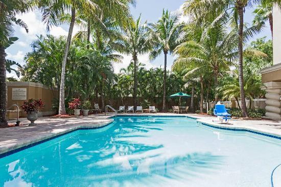 Hampton Inn Ft. Lauderdale Plantation: Pool