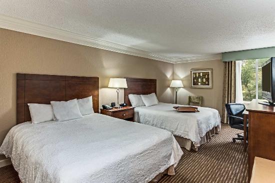 Hampton Inn Ft. Lauderdale Plantation: Guest Room