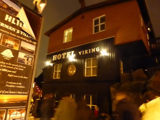 Window View - Viking Village Hotel Photo