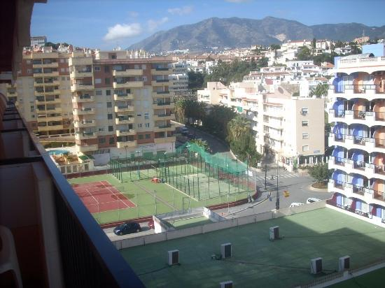 Foto de Hotel Monarque Fuengirola Park, Fuengirola: Havudsigt fra værelse 613 - TripAdvisor