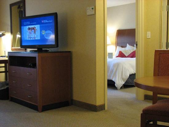 Freeport, ME: One bedroom suite