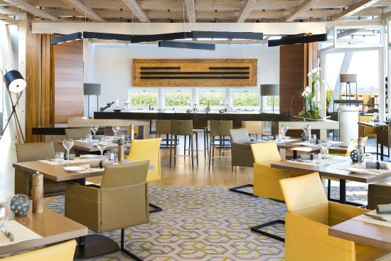 Hotel Palafitte : Dining