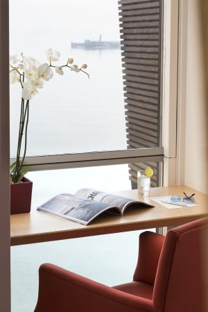 Hotel Palafitte : In Room Amenities