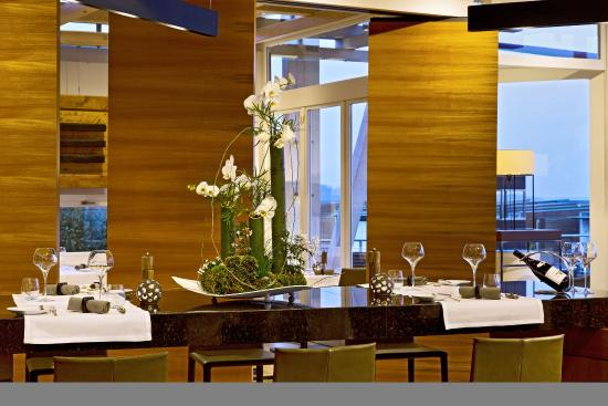 Hotel Palafitte: Dining Table