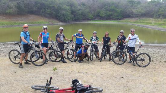 Virgin Islands Bike and Trails: A good day on the trails with great people!