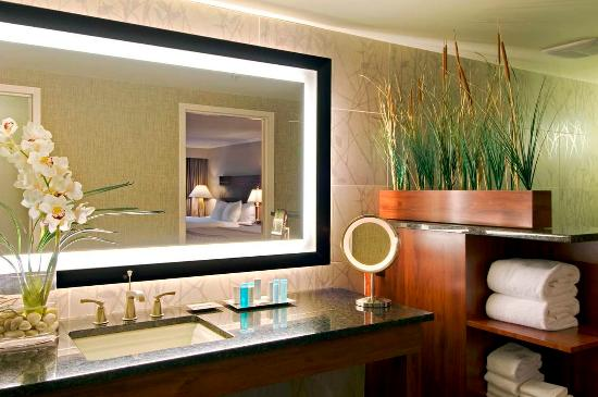 Fairlawn, Огайо: Suite Bathroom