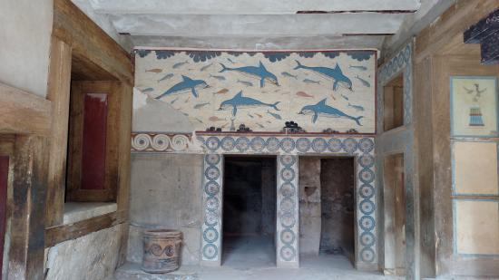 Knossos Archaeological Site 사진